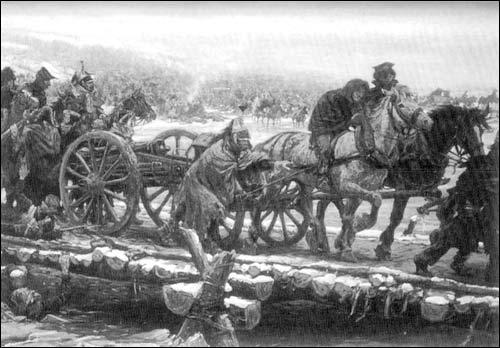 сражение на березине 1812