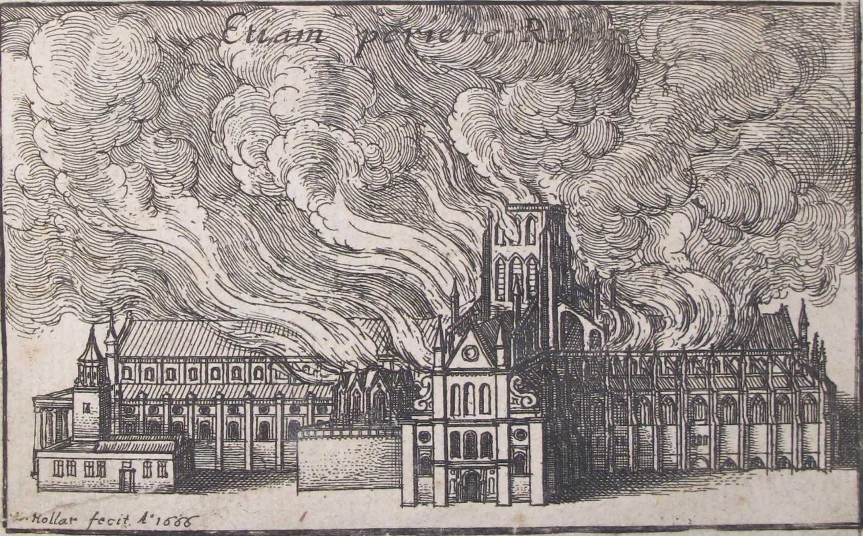 1666 год пожар в лондоне