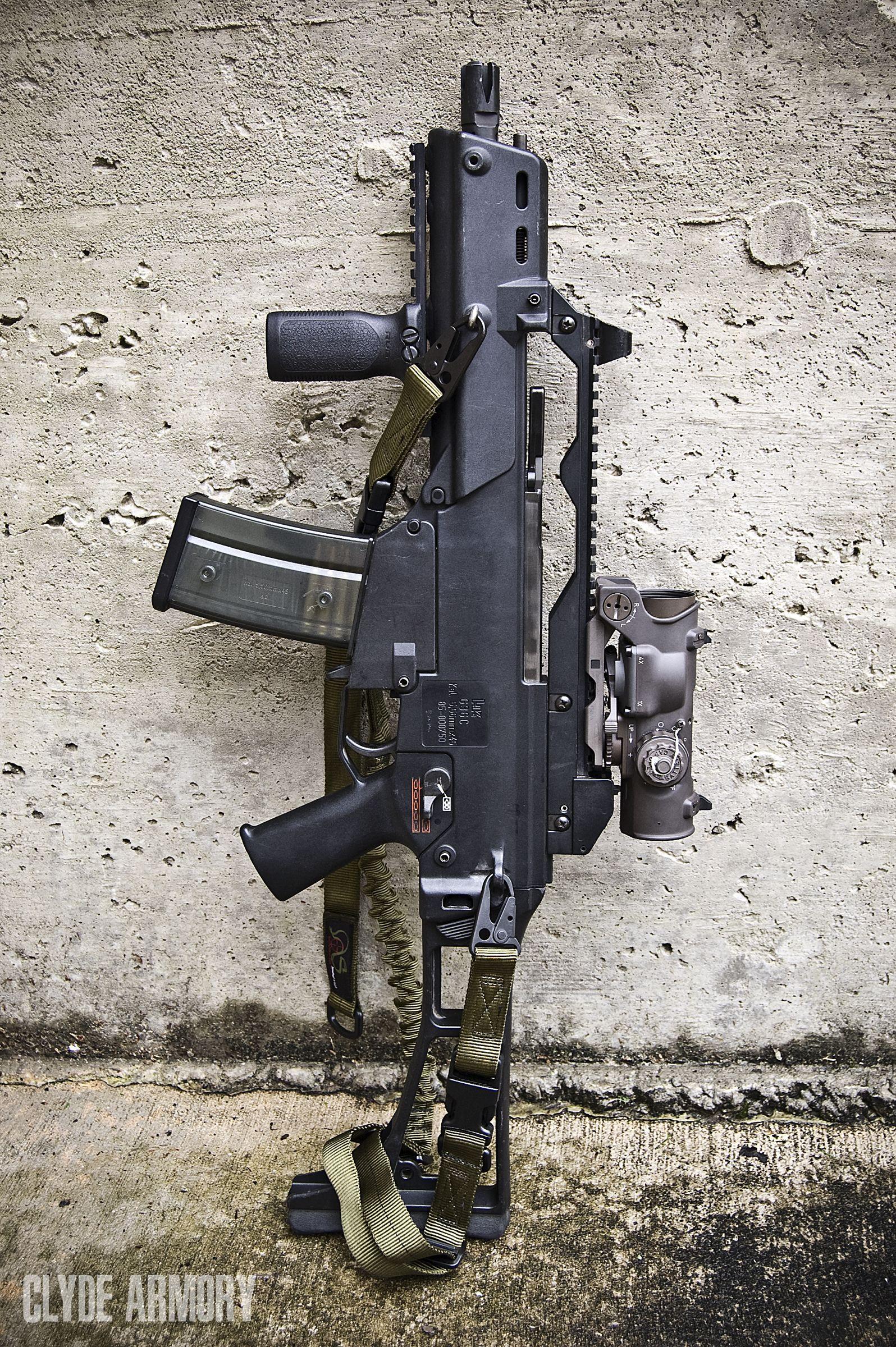 оружие g36