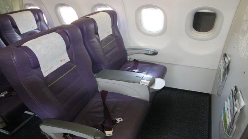 airbus a320 100 200 схема салона