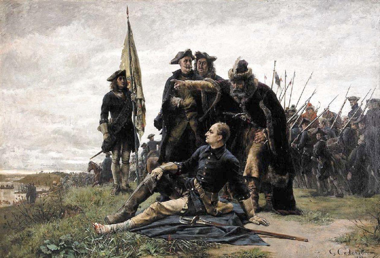 матерь полтавской победы