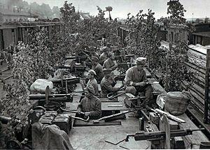 чехословацкий корпус в гражданской войне