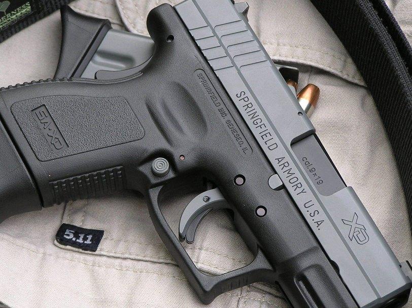 топ 10 пистолетов мира