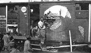 чехословацкий мятеж