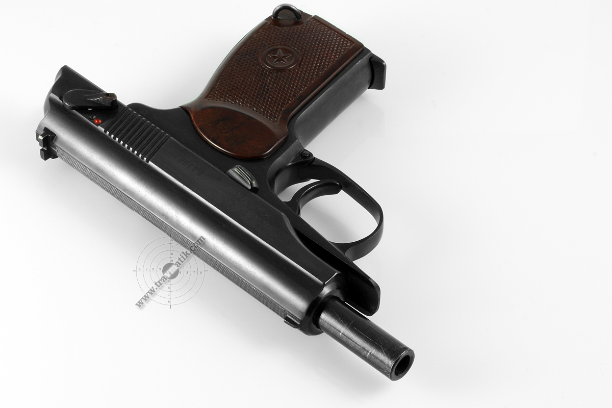 вес патрона пистолета макарова