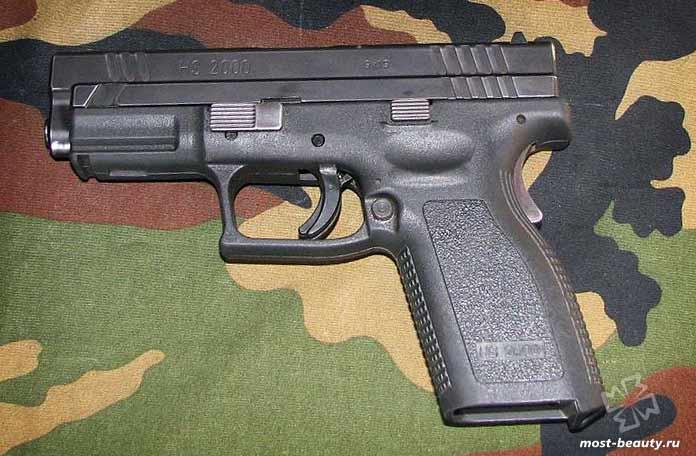 крупнокалиберный револьвер