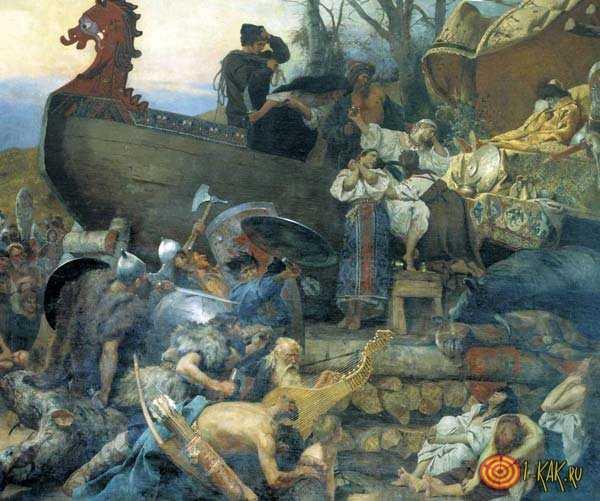 викинги откуда произошли