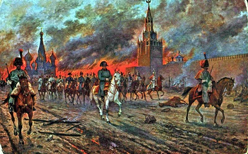 столица российской империи в 1812