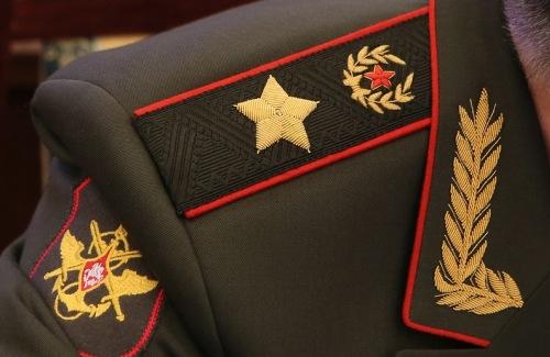 генерал армии погоны фото