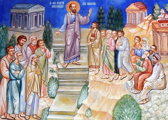 возникновение христианства в риме