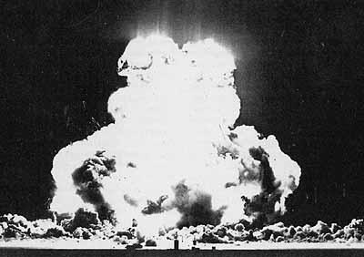 разработка ядерного оружия в ссср