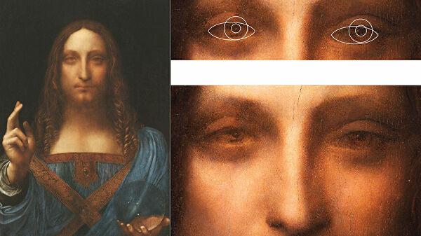 леонардо да винчи произведения искусства