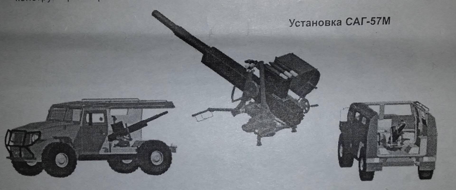 с 60 зенитное орудие