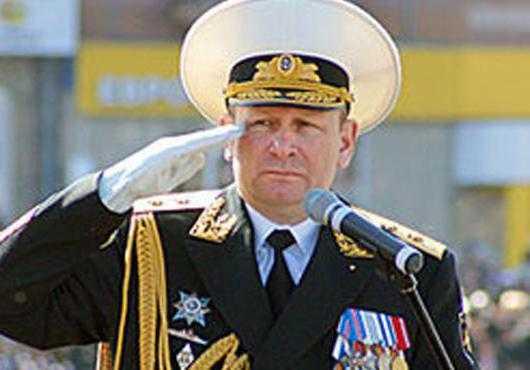 главнокомандующий россии