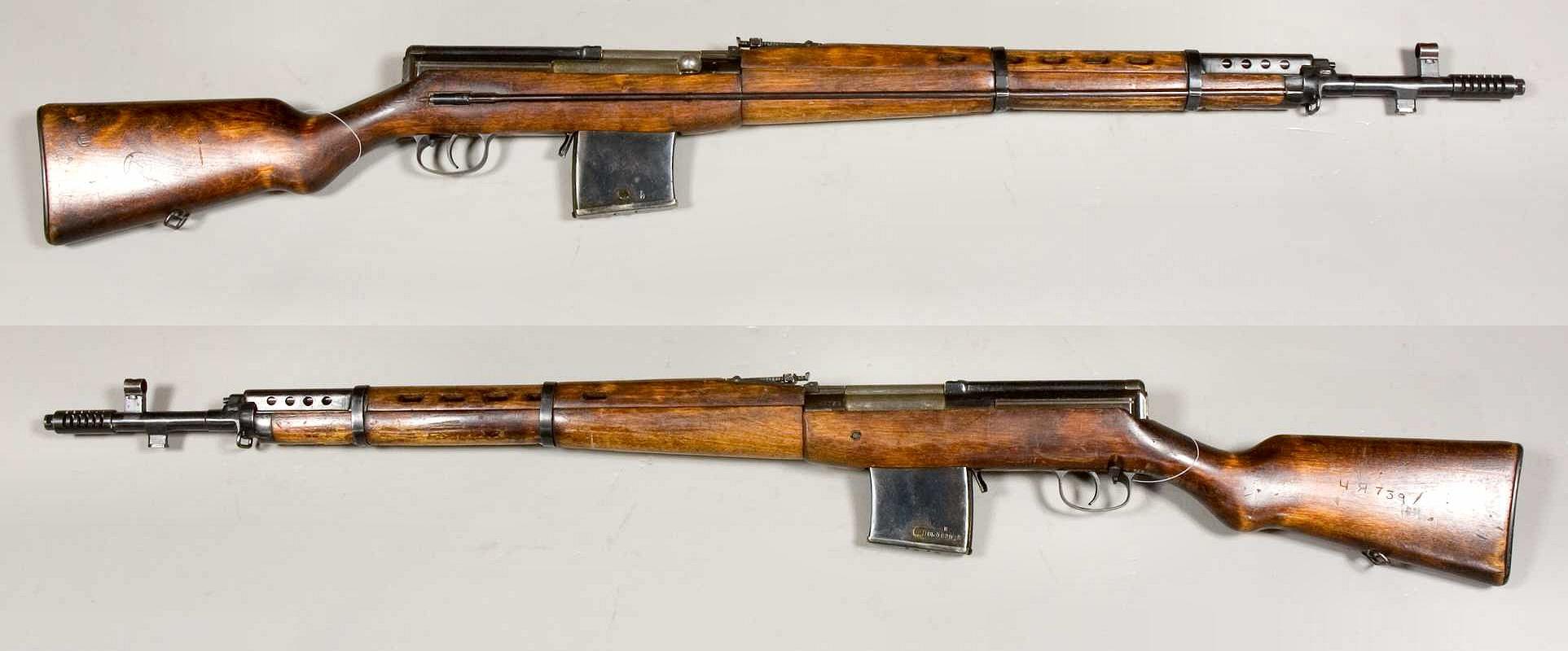 винтовка двл 10