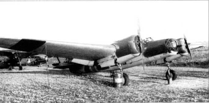 сб 2 бомбардировщик