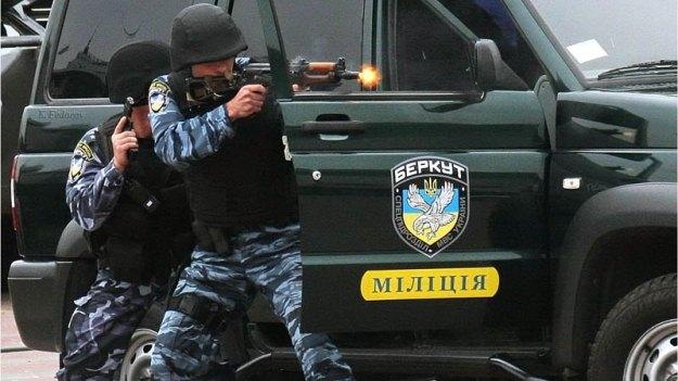 украинский беркут