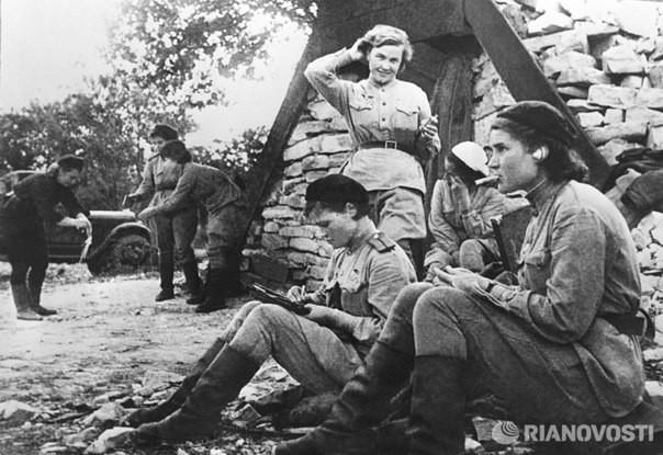 военные фото 1941 1945