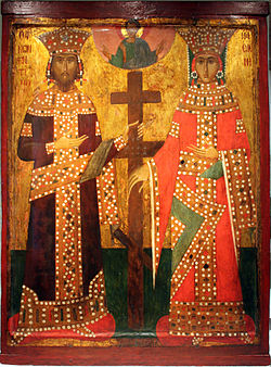 правитель византийской империи