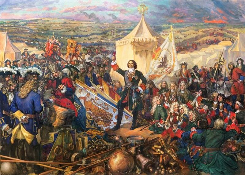 историческое значение полтавской битвы