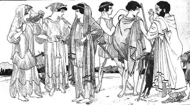 схенти в древнем египте