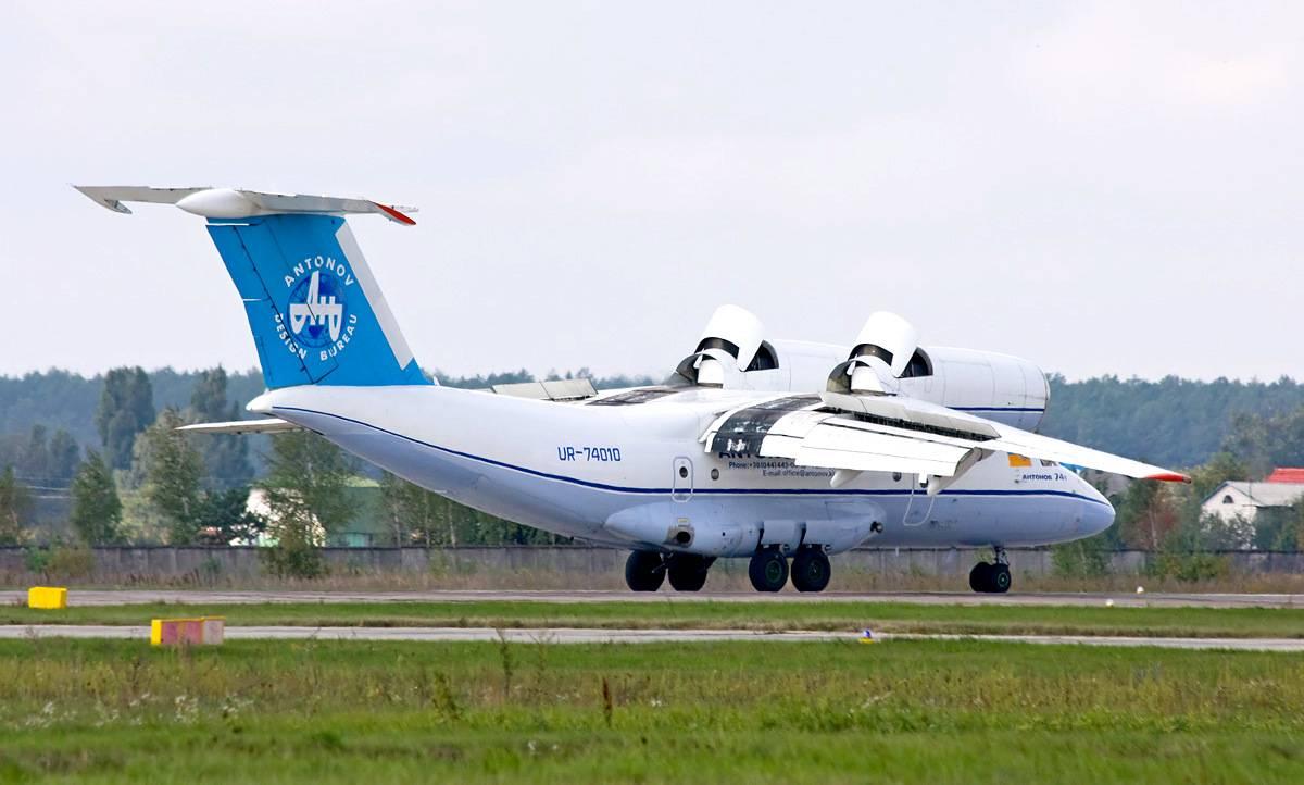 производство самолетов