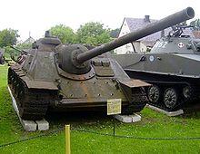 танк ис 1