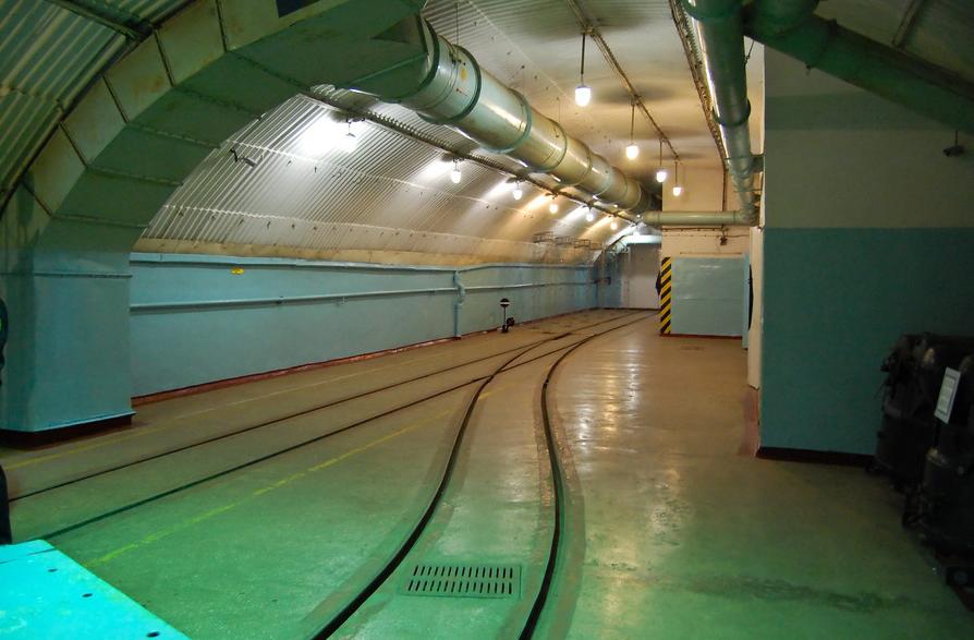 балаклава музей подводных лодок фото