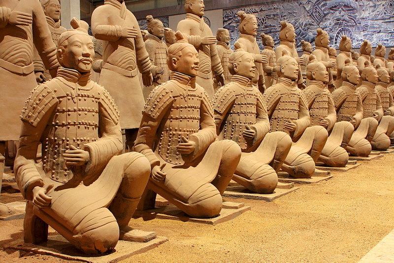армия древнего китая кратко