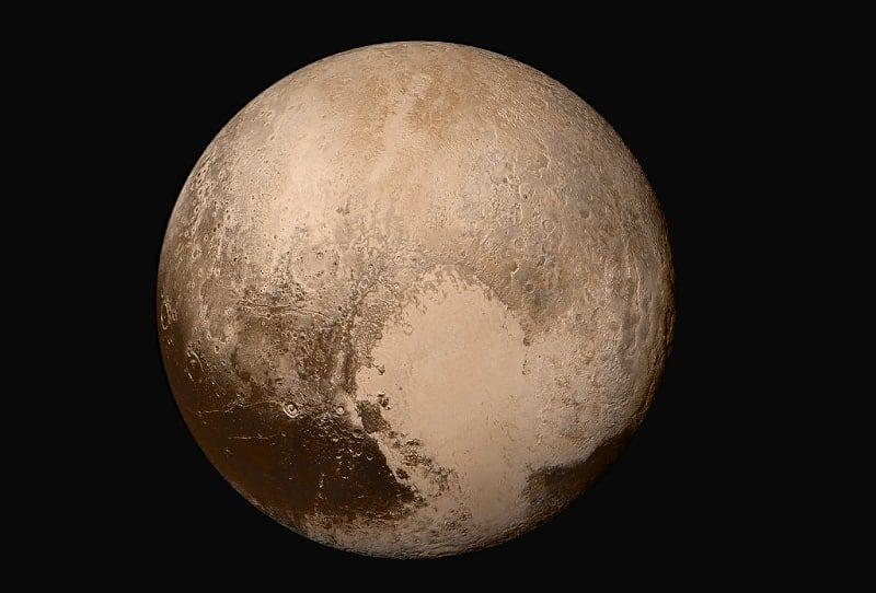 за сколько плутон делает оборот вокруг солнца