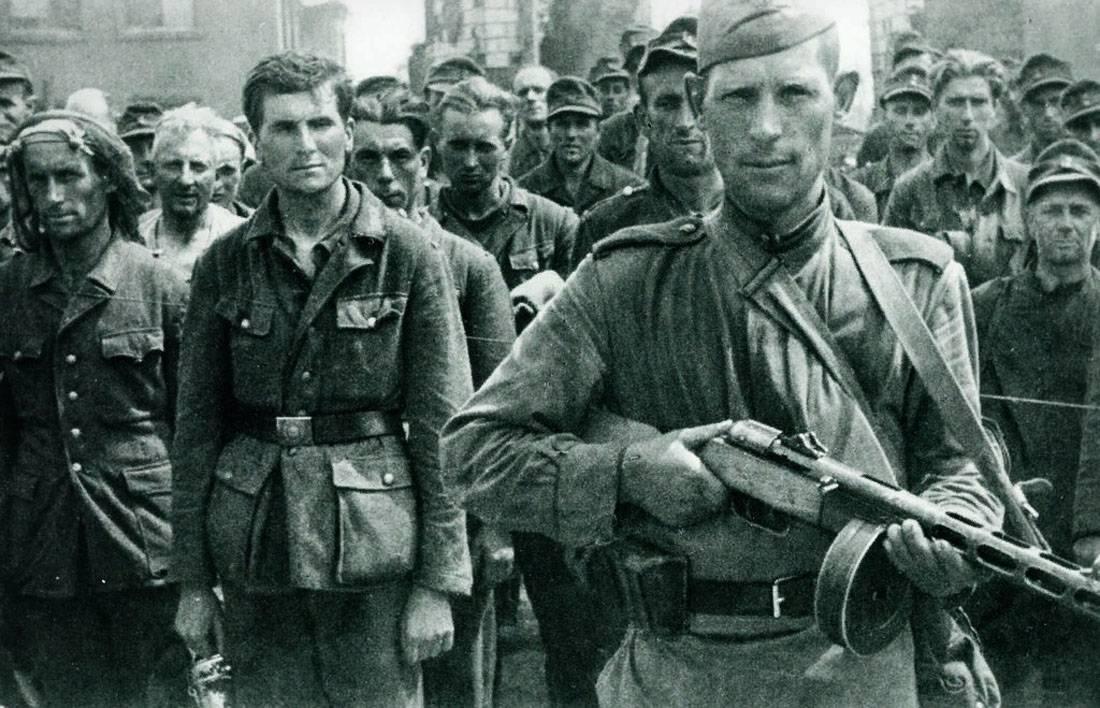 воспоминания немцев о войне на восточном фронте