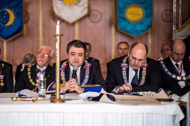 российские масоны