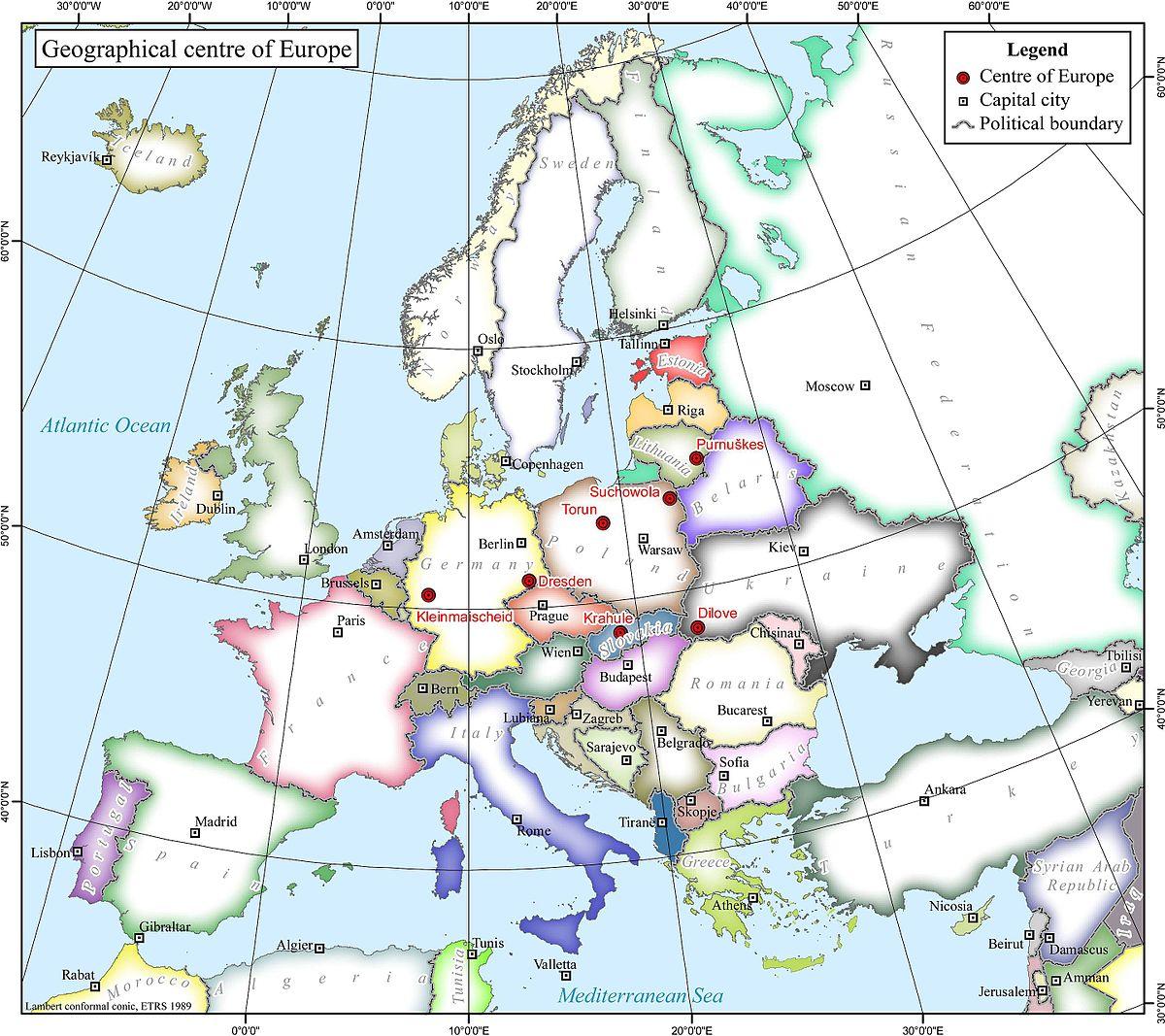 россия входит в европу
