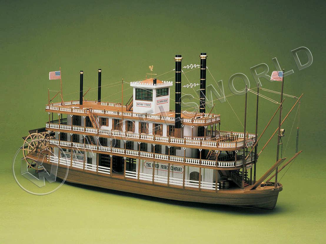 кто изобрел пароход