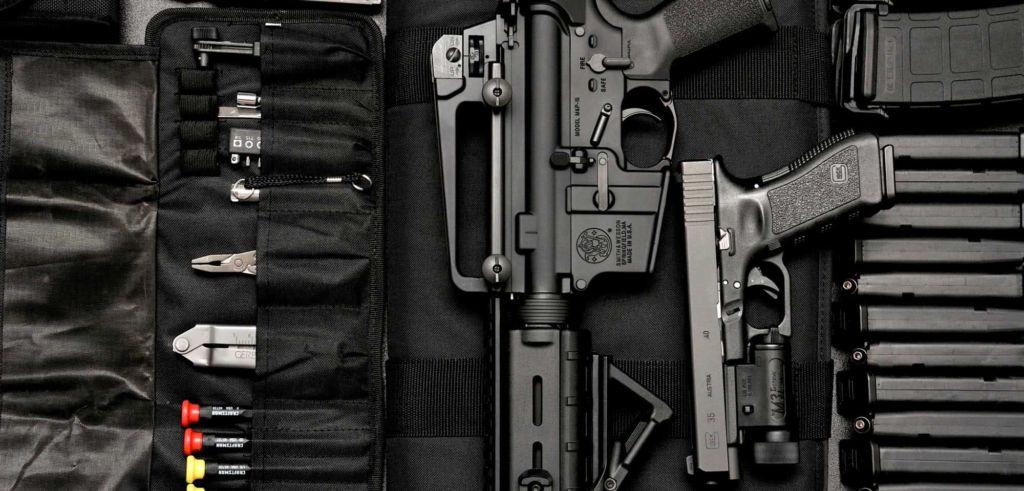 как правильно чистить оружие
