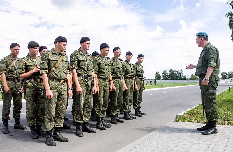 марьина горка военная часть спецназ