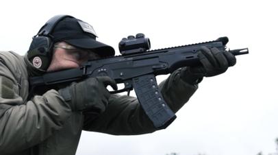 винтовки россии