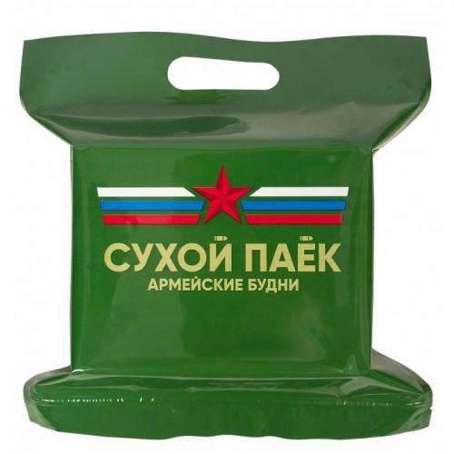 сухой паек российской армии состав