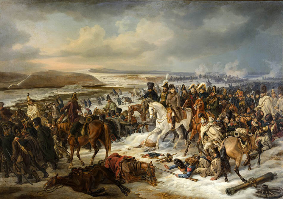 клястицы 1812