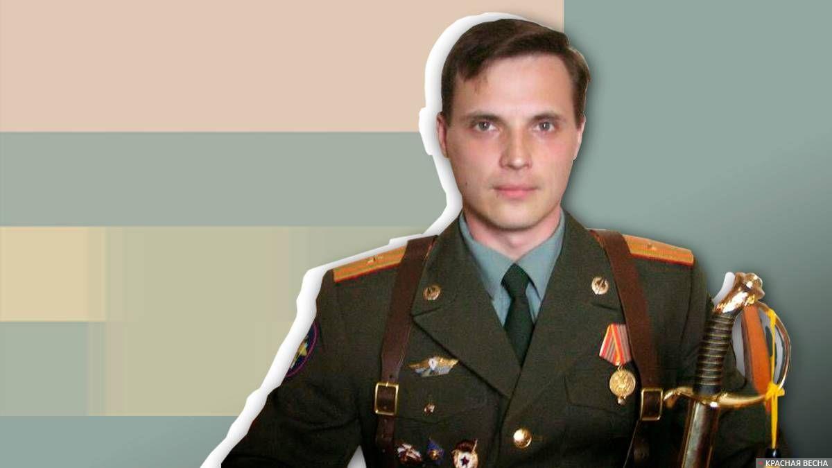 капель генерал белой армии