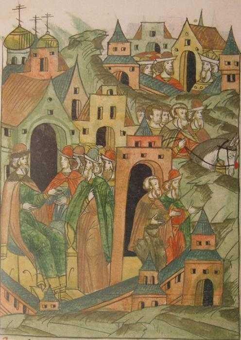присоединение тверского княжества к москве дата
