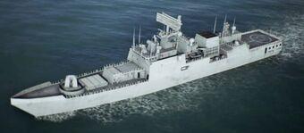 фрегаты проекта 11356