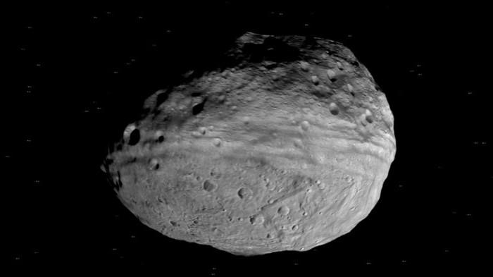какова форма астероидов