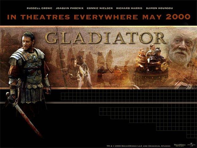 гладиаторы в древнем риме
