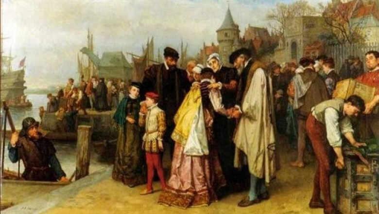 французские протестанты