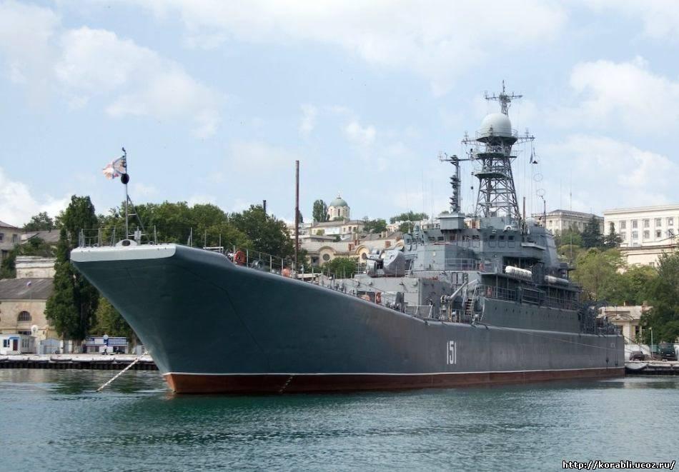 десантный корабль