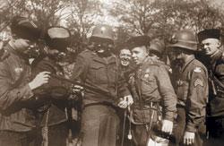 кто участвовал во второй мировой войне
