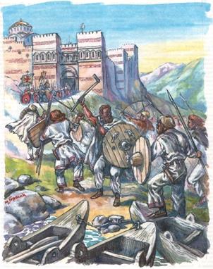 как происходила славянизация балкан