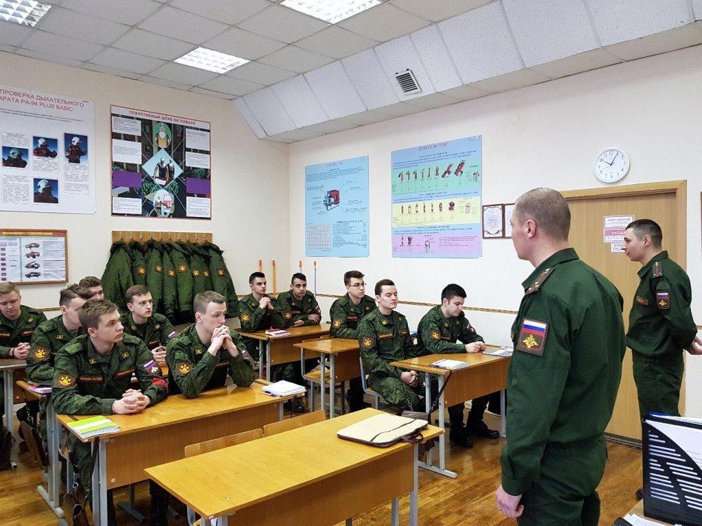 еда в армии россии