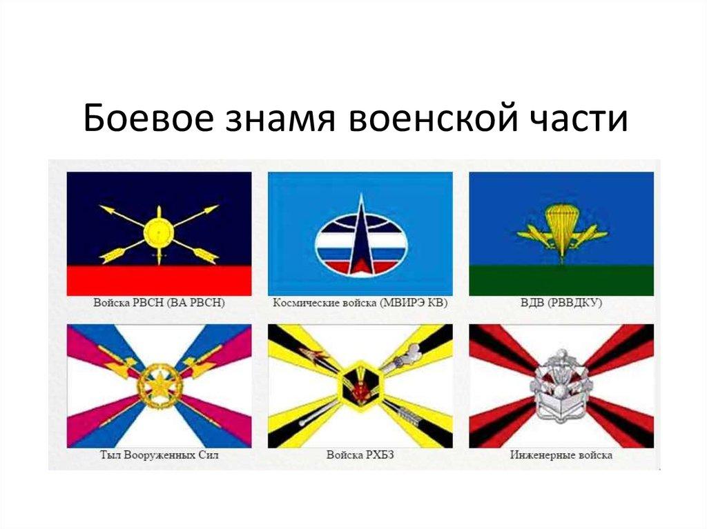 символом воинской чести является